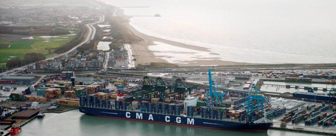 Port of zeebrugge news for Port zeebrugge